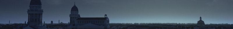 Berlin 1688, 1786, 1841, 1900 - 3D Rekonstruktion - FaberCourtial GbR für Gruppe 5 Filmproduktion / ZDF
