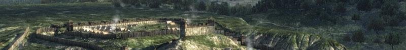 Haldenburg um 950 - Archäologische Rekonstruktion - FaberCourtial GbR für Gruppe 5 Filmproduktion / ZDF