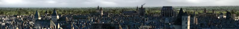 Köln um 1630 - Stadtbauhistorische Rekonstruktion